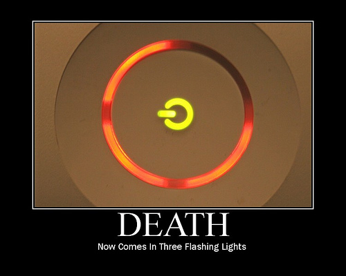 Playstation  Red Ring Of Death Fix