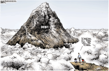 Debt Mountain