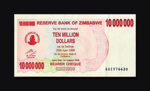 Zimbabwe Currency