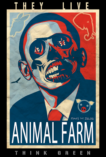 animal farm communism through the eyes of george orwell Characters, items, and events found in george orwell's book, animal farm, can be compared to similar characters, items, and events found in marxism and the 1917 russian revolution.