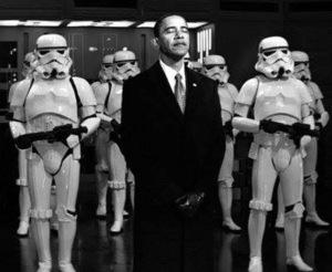 Obama Vader