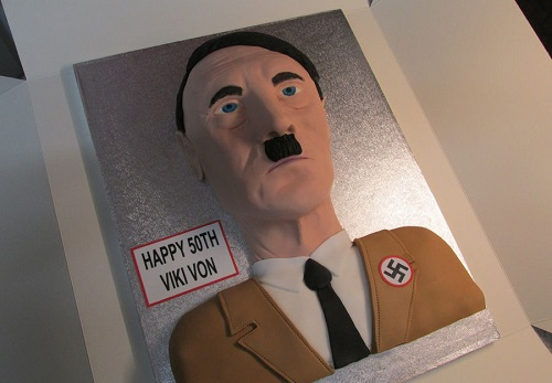 Pleasing Federal Court Rules Jewish Baker Required To Make Hitler Cake For Birthday Cards Printable Riciscafe Filternl