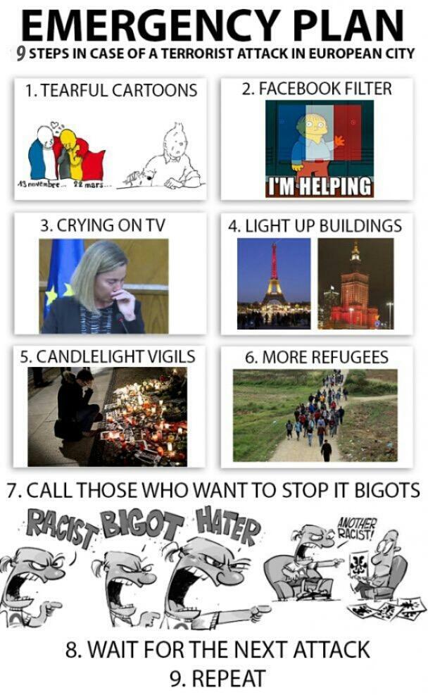 Terrorist Action Plan